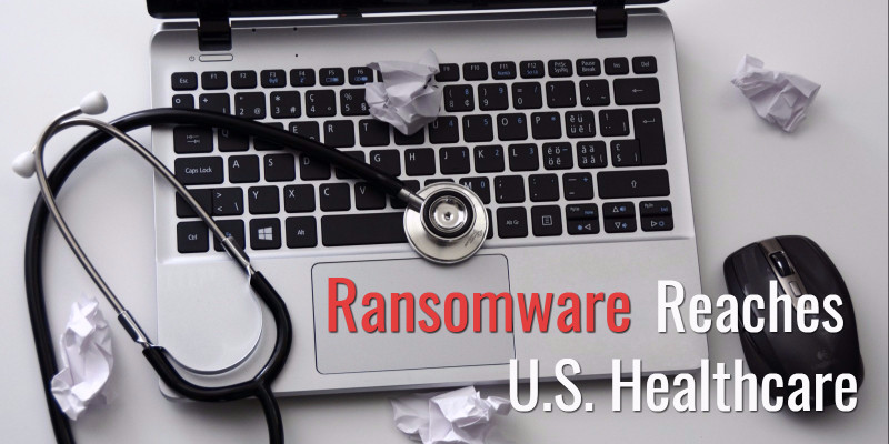 Ransomware Us Healthcare