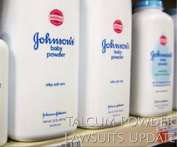 Talcum Powder Litigation Award Set In California