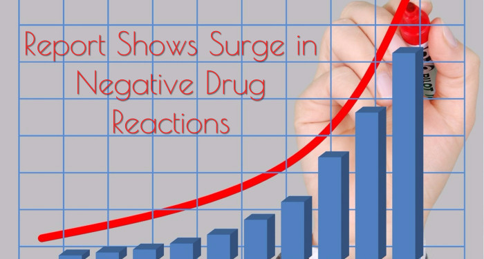 Adverse Drug Reactions Hit Record Levels