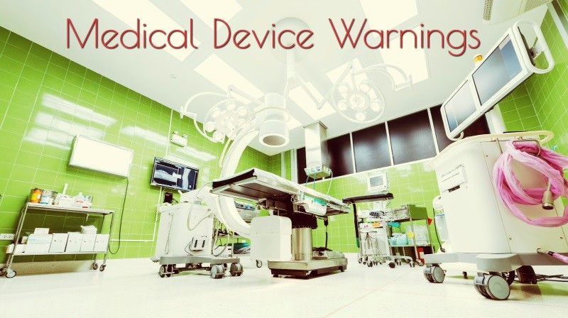 A Wake Up Call On Medical Device Warnings